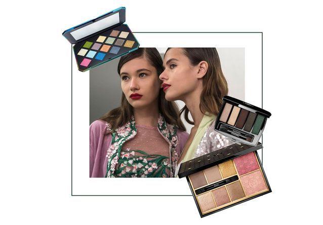 Les meilleures palettes de maquillage pour faire des ravages