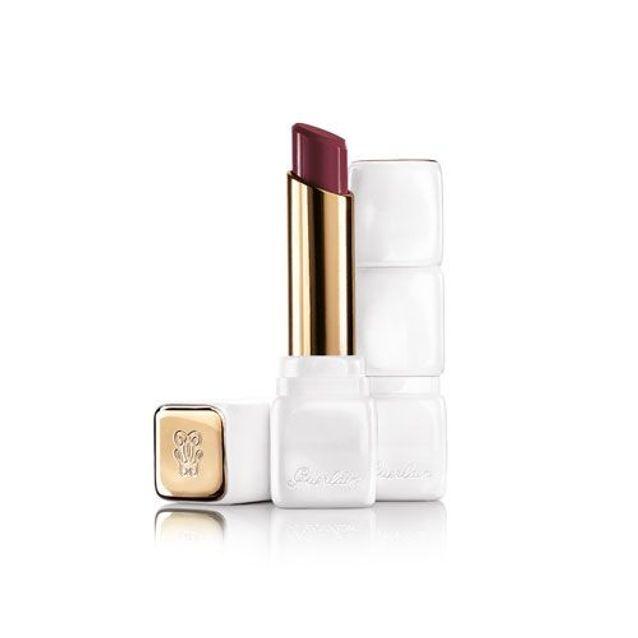 Rouge à lèvres prune Guerlain