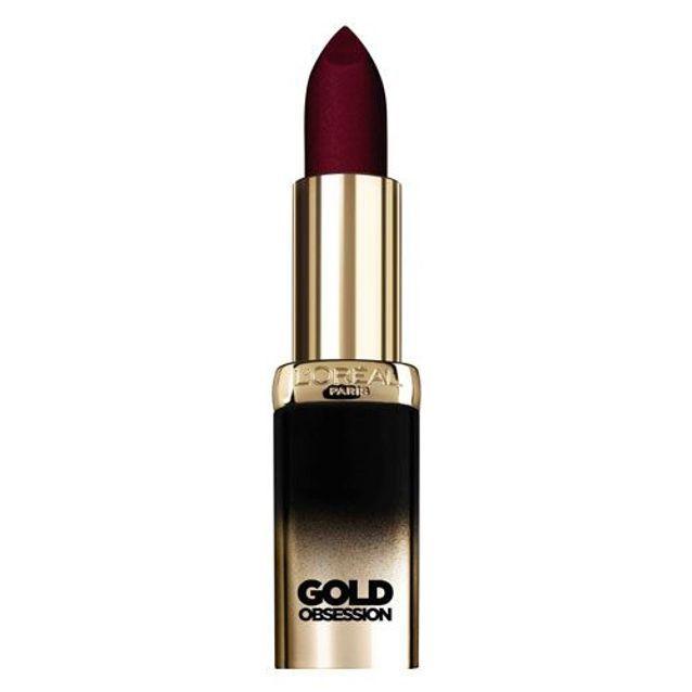 Rouge à lèvres prune L'Oréal Paris