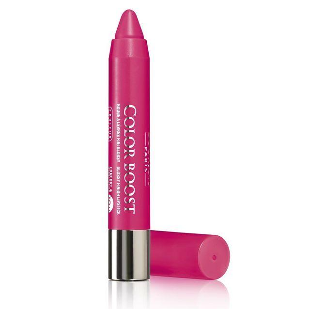 Rouge à lèvres rose Bourjois