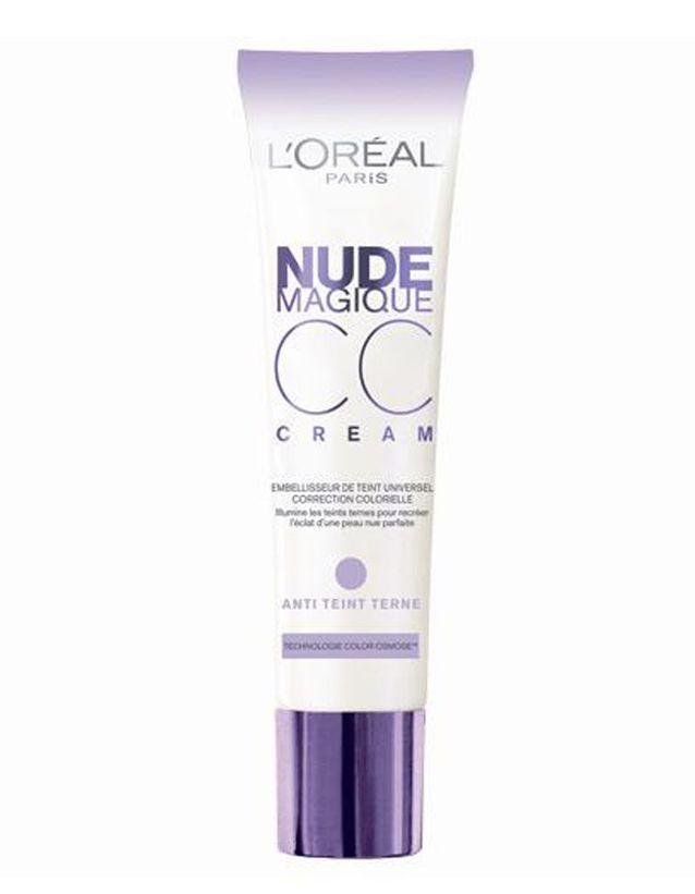 CC Cream mauve anti-teint terne, L'Oréal Paris