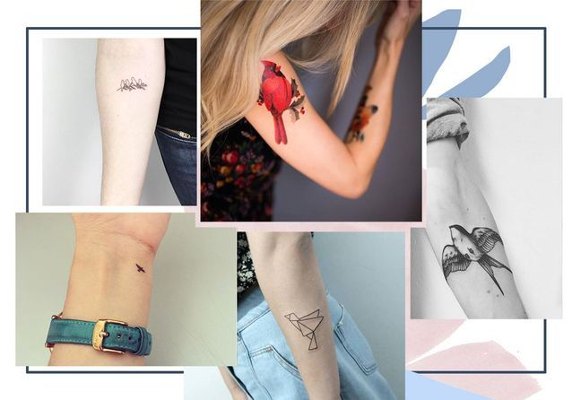 Tatouage Oiseau Notre Selection En Images Elle