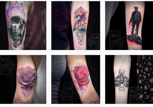 @chrisrigonitattooer : le tatoueur pop