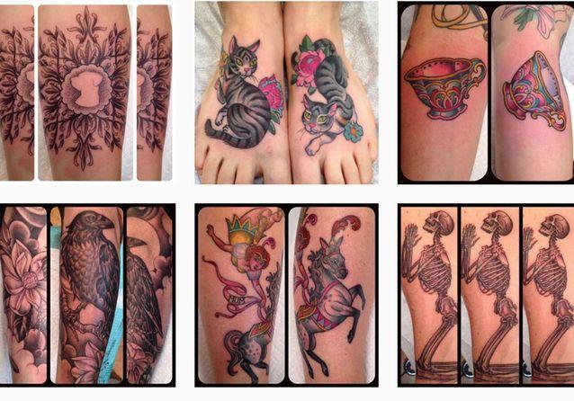 @kimsaigh : le tatoueur de l'imaginaire
