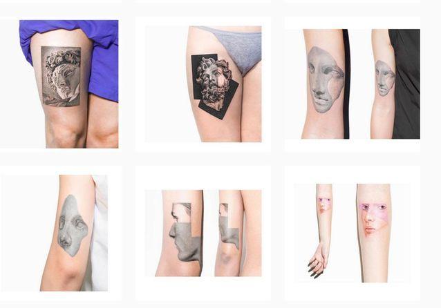 @normalcarrey : le tatoueur contemporain