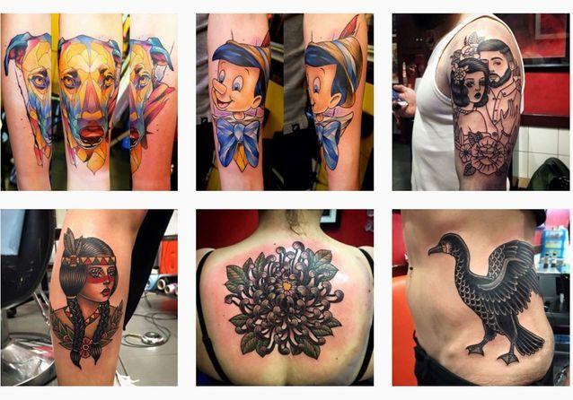 @tin_tin_tatouages : le tatoueur hyperréaliste
