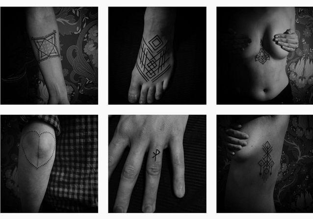 @woodytattooer : le tatoueur handpoker