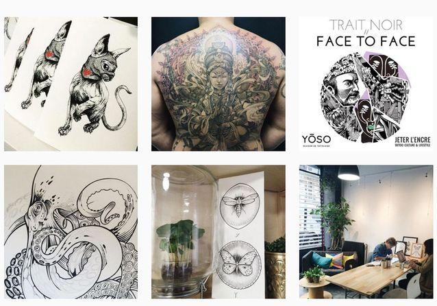 @yosoparis : le tatoueur confidentiel