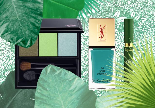 Tendance jungle : le bon make-up pour tenter l'aventure