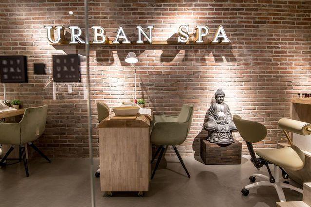 L'Ultimat Feet Spa à l'Urban Spa