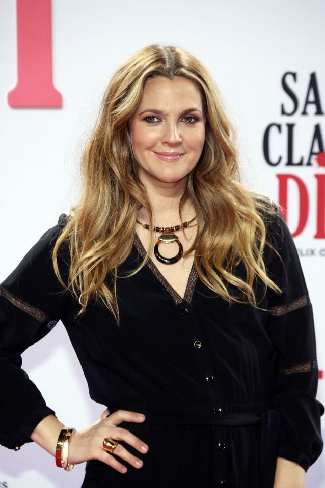 Drew Barrymore maintenant