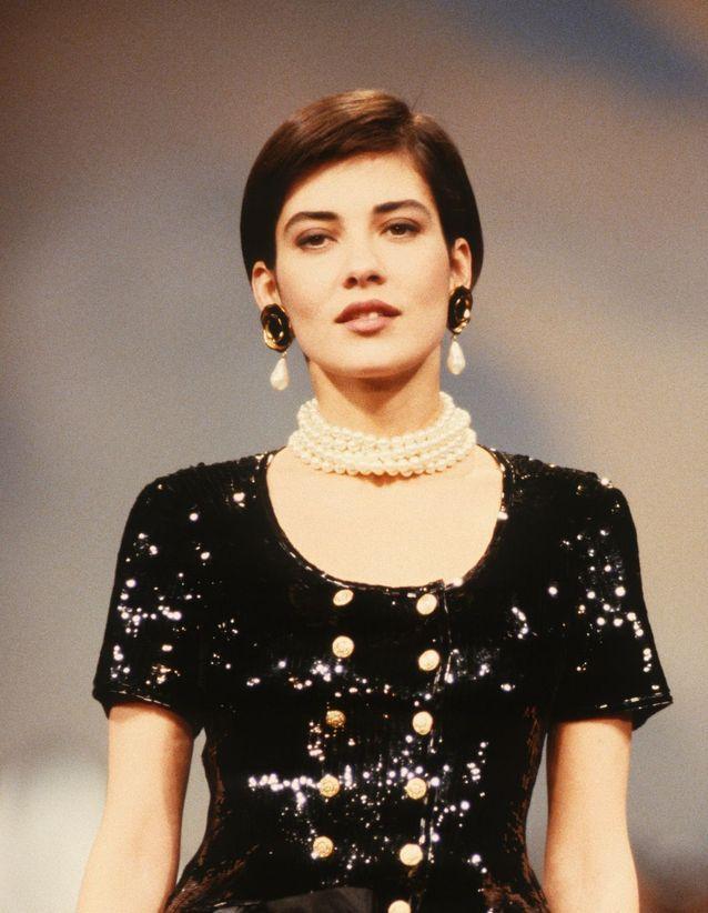 Christina Cordula dans les années 80