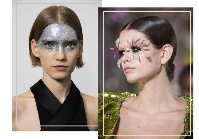 Beauté : notre best-of de la semaine de la couture
