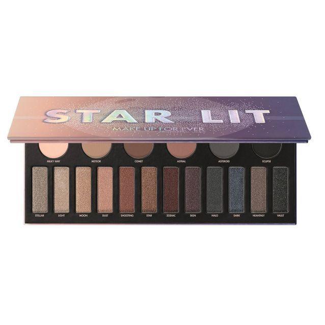 Palette Star Lit Eye Shadow Make Up For Ever