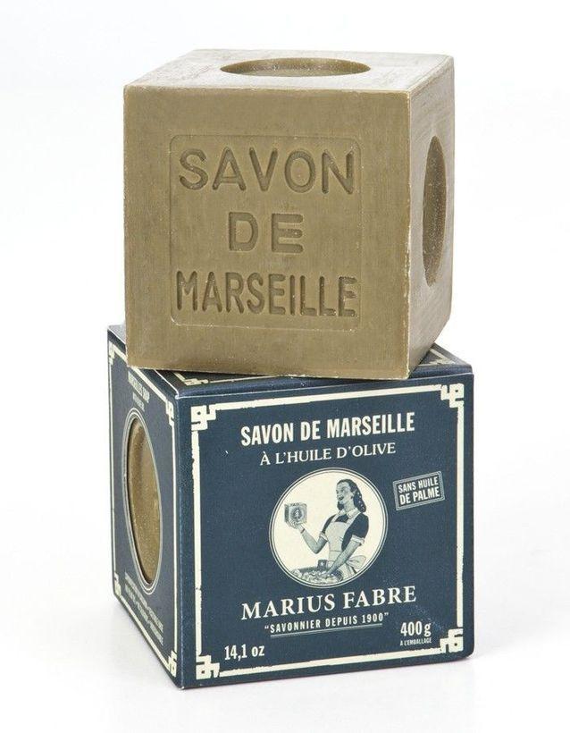 Savon De Marseille à L'huile D'olive, Marius Fabre
