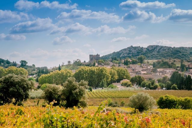 Direction la Provence