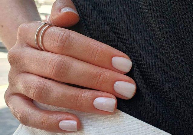 Squoval nails ou la forme d'ongles la plus flatteuse pour vos mains
