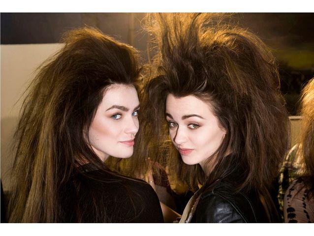 Règle n°3 : savoir crêper ses cheveux