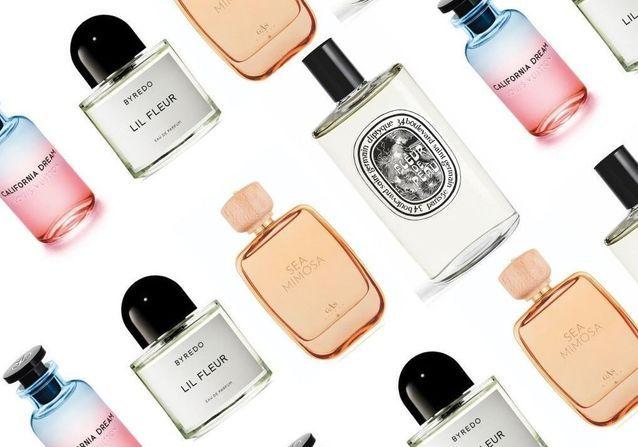 Les plus beaux parfums légers de l'été 2020