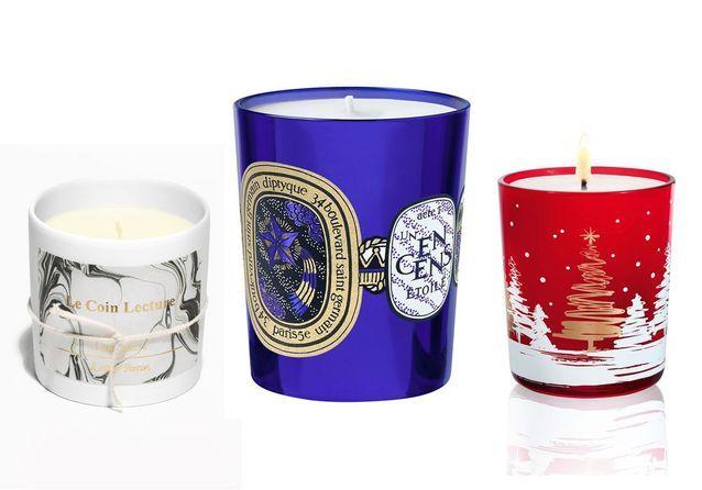 Nos bougies parfumées préférées