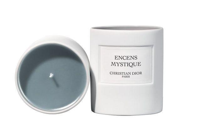 Bougie parfumée Encens Mystique, Dior