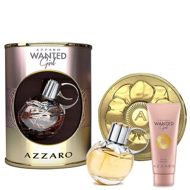 Coffret parfum, Azzaro