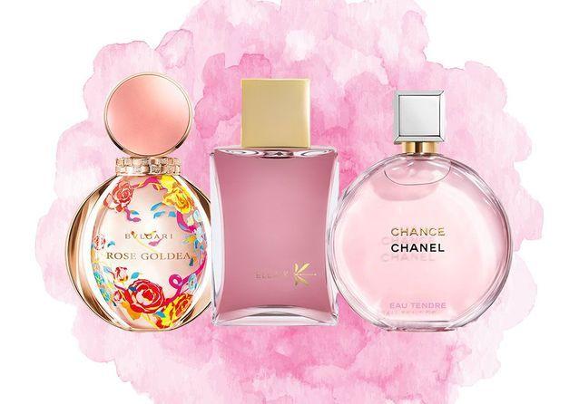 Les meilleurs parfums à la rose