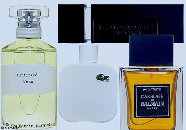 92d1227092 Parfums d'hommes : 16 filles donnent leur avis - Elle