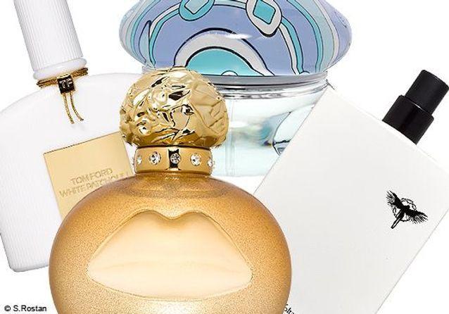Zoom sur des parfums printaniers