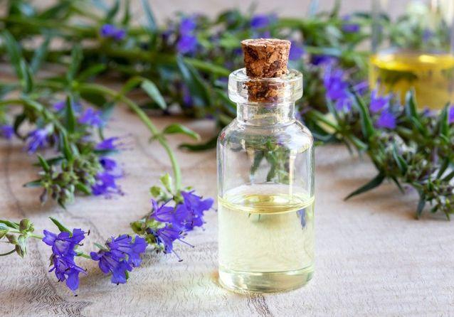 Anticernes naturel à l'hydrolat de bleuet