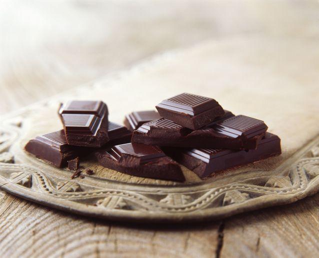 Le chocolat noir, un anti-âge plaisir