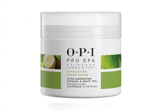 Exfoliating Sugar Scrub, Opi Pro Spa