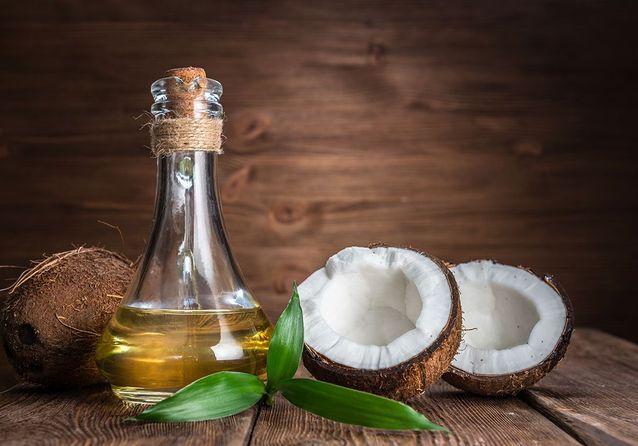 Masque visage maison huile de coco