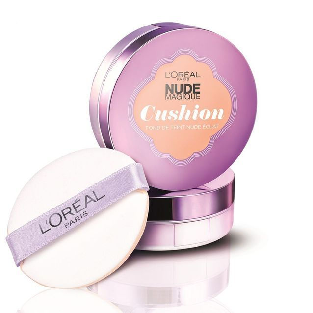 Nude Magic Cushion,L'Oréal Paris, 19,90€ (à partir de février 2016)