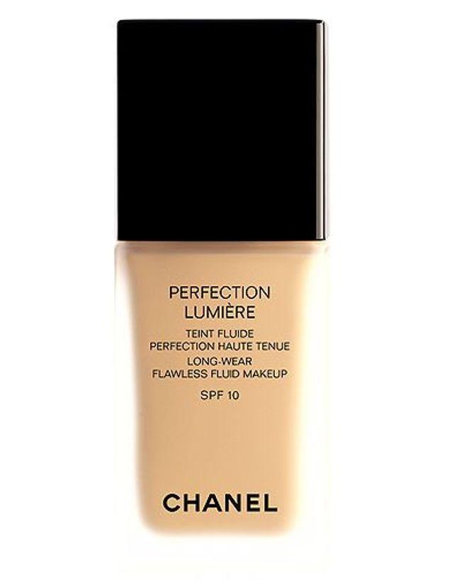 Beaute shopping maquillage test fond de teint Chanel