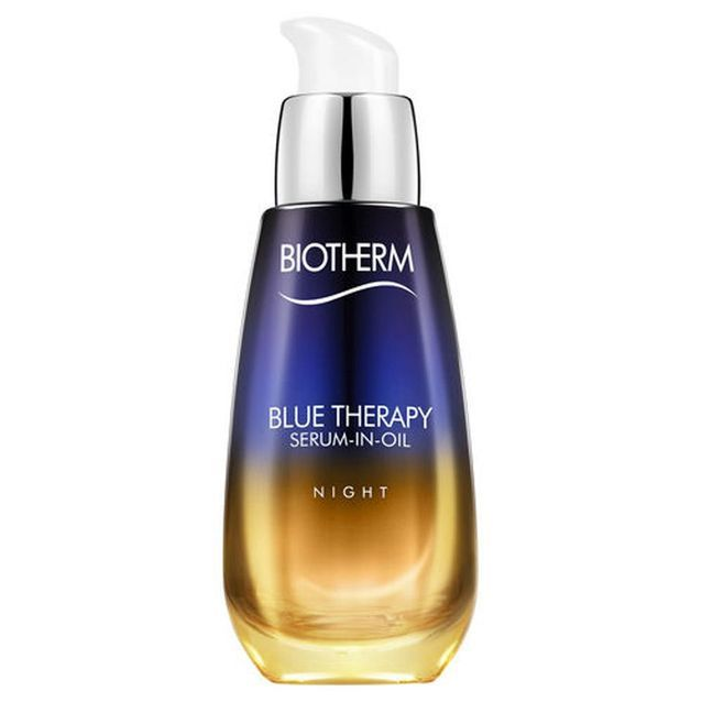 Blue Therapy Nuit Serum-in-oil, Biotherm