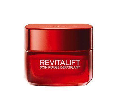 L'Oréal Paris : Revitalift soin rouge défatigant