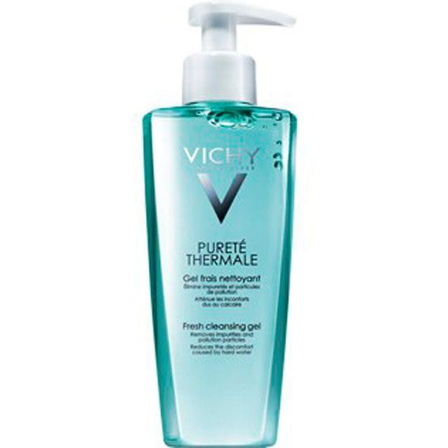 Gel frais nettoyant, Vichy