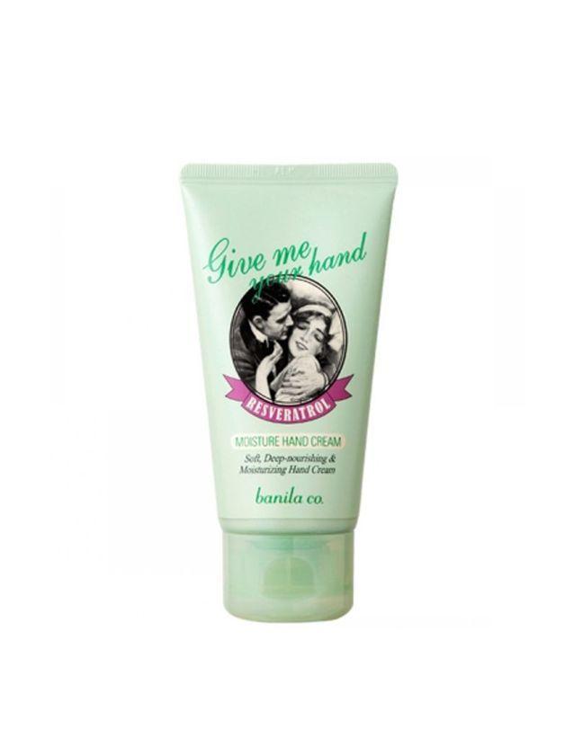 Hand cream, Banila co