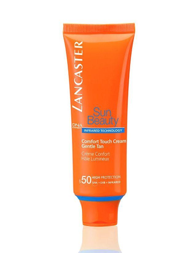 Crème confort Sun Beauty SPF 50 Lancaster