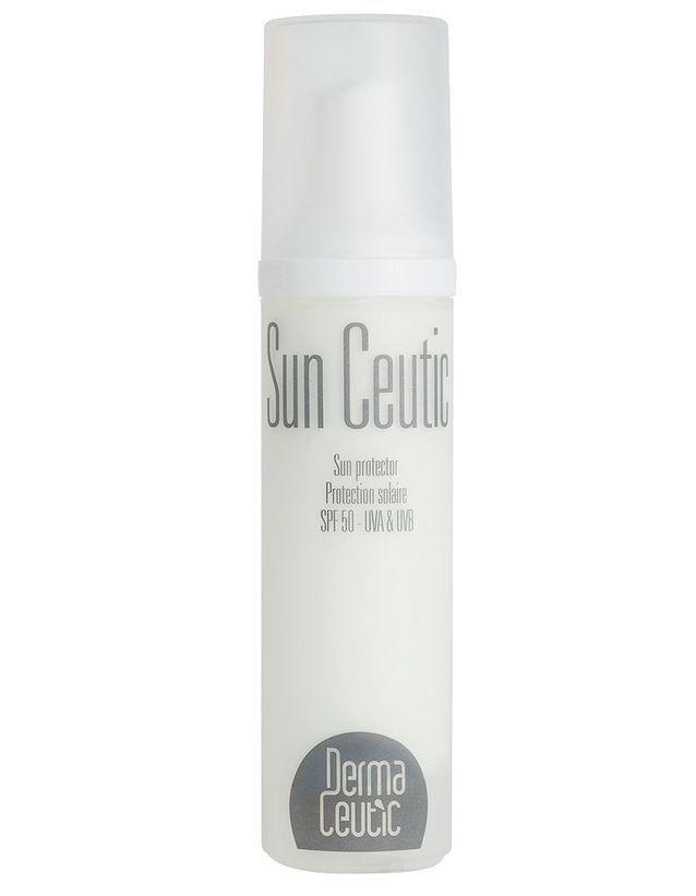 Crème protection solaire anti-âge SunCeutic
