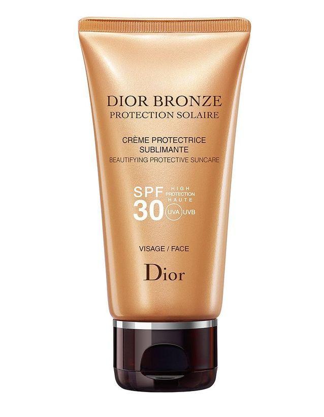 Crème protection sublimante visage SPF 30 Dior