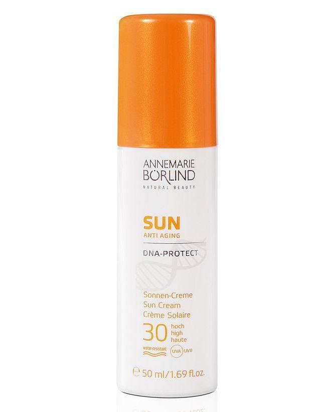 Crème solaire anti-âge SPF 30 MA Borling