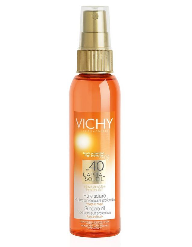 Huile solaire Vichy