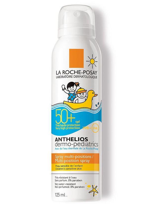 Spray multi-positions pour enfant SPF 50 La Roche Posay
