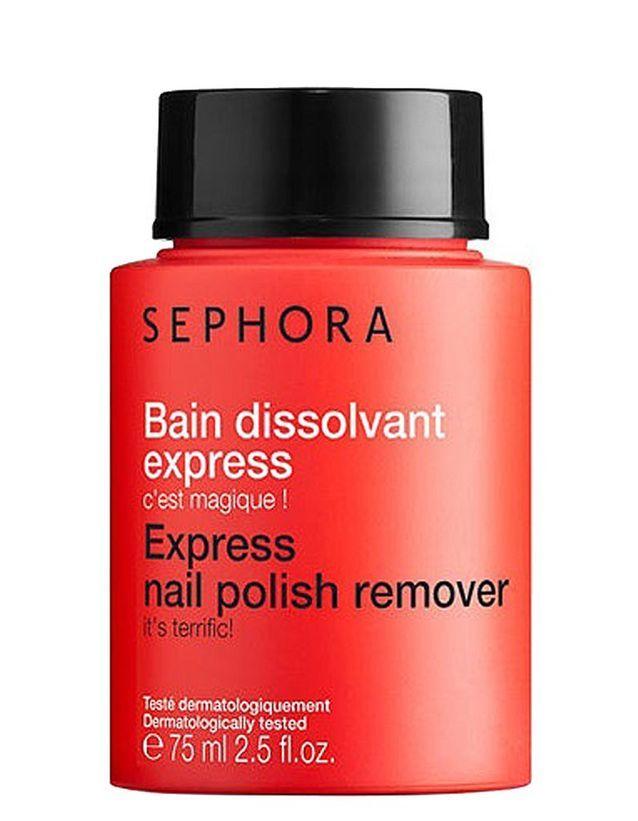 Bain dissolvant, Sephora