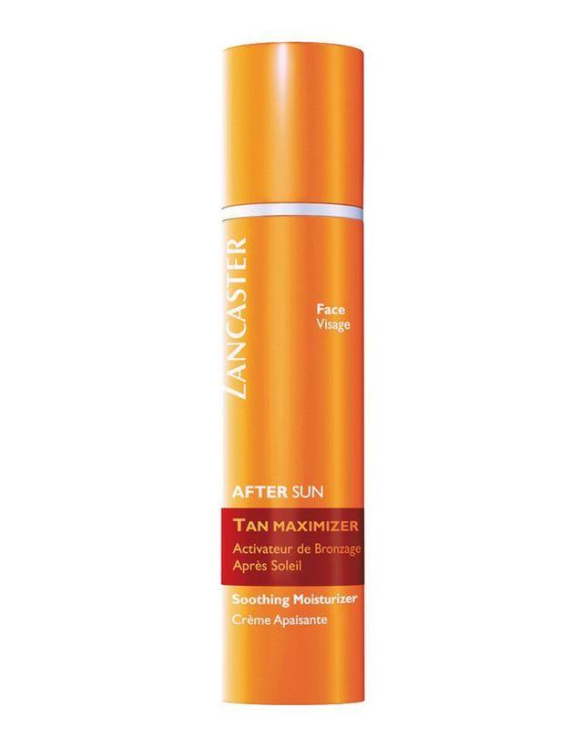 Crème apaisante et activatrice de bronzage Tan Maximizer, Lancaster