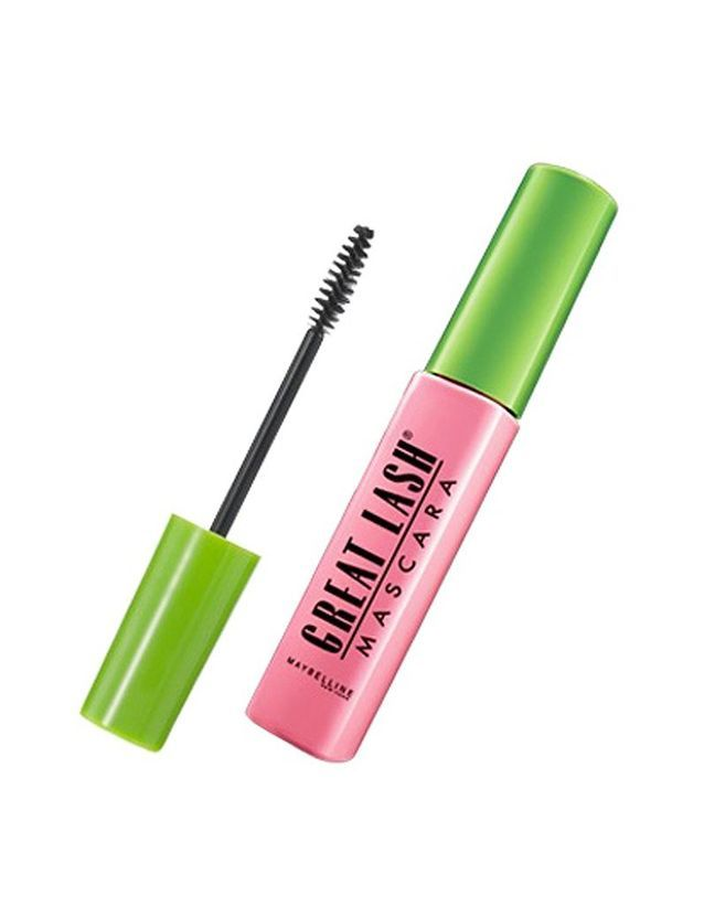 Mascara Great Lashes, Gemey-Maybelline