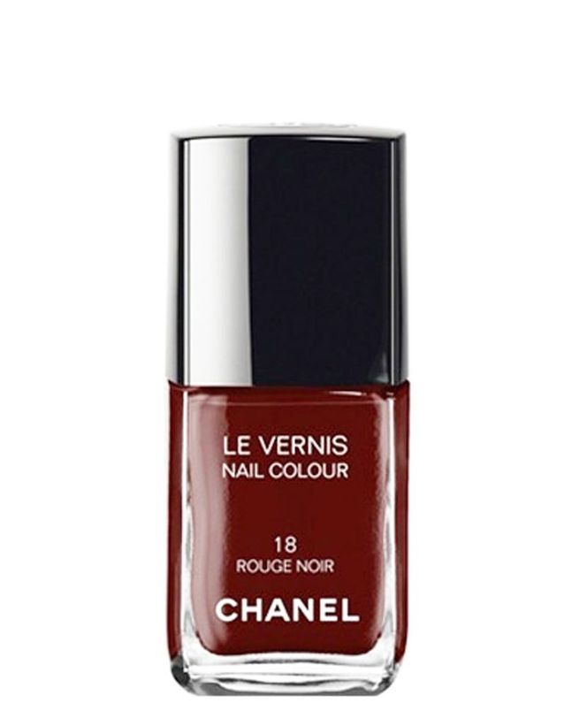 Vernis à ongles Rouge Noir, Chanel, 22,90 €