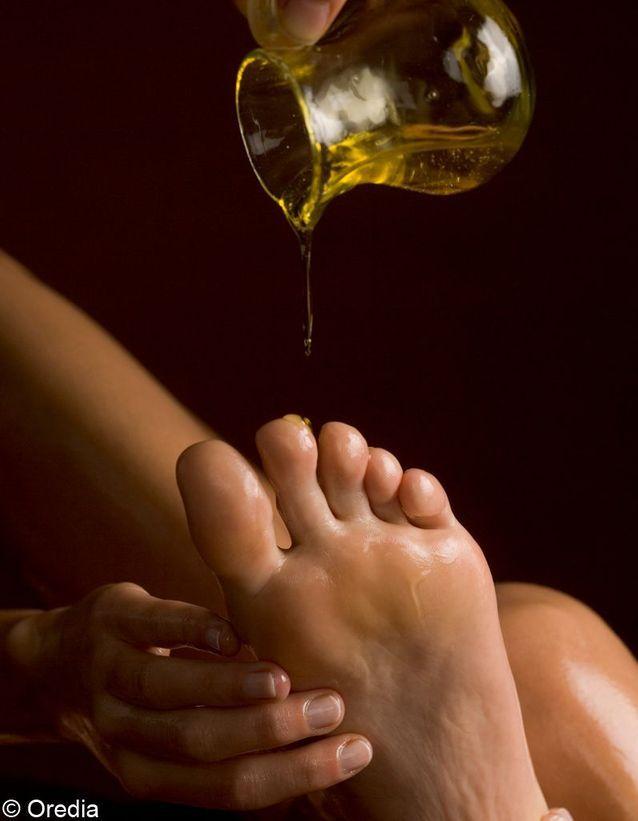 soin des pieds recette maison